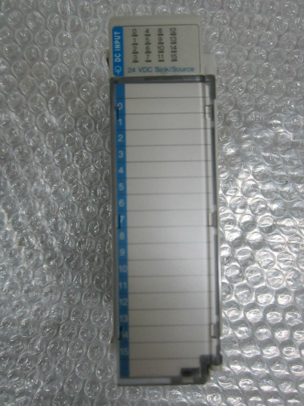 Allen Bradley 1769-IQ16 /A 1769-1Q16 Ser  A CompactLogix Sink/Source Module