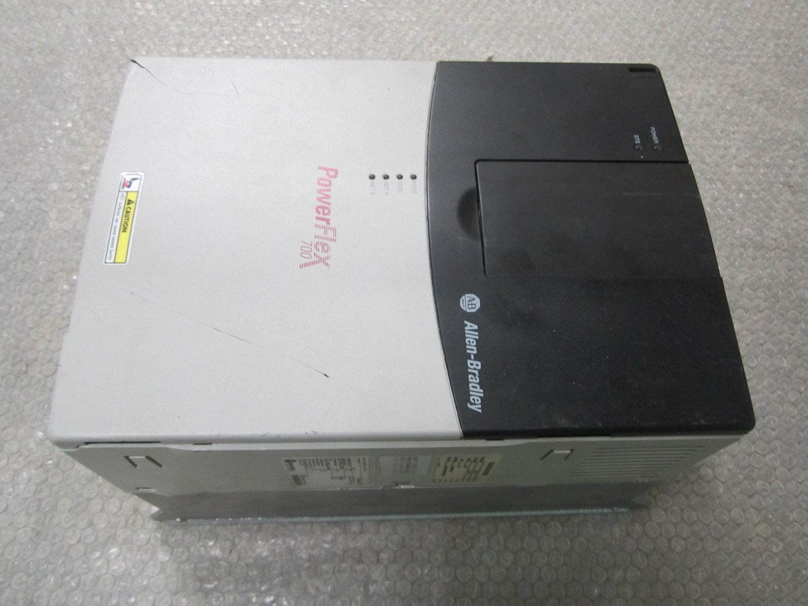 Allen Bradley 20BE022A0AYNAND0 Powerflex 700 VFD 20HP/15HP 600VAC Ser B  *Tested*