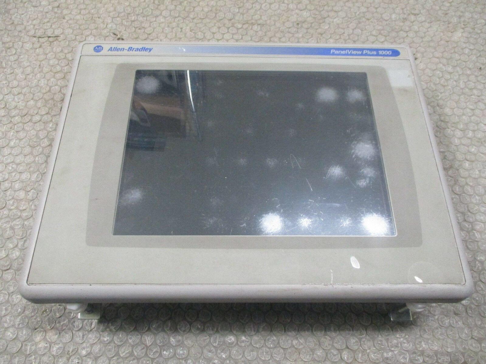 Allen Bradley 2711P-T10C4A2 Panelview Plus 1000 2711P-RP1 2711P-RDT10C  *Tested*