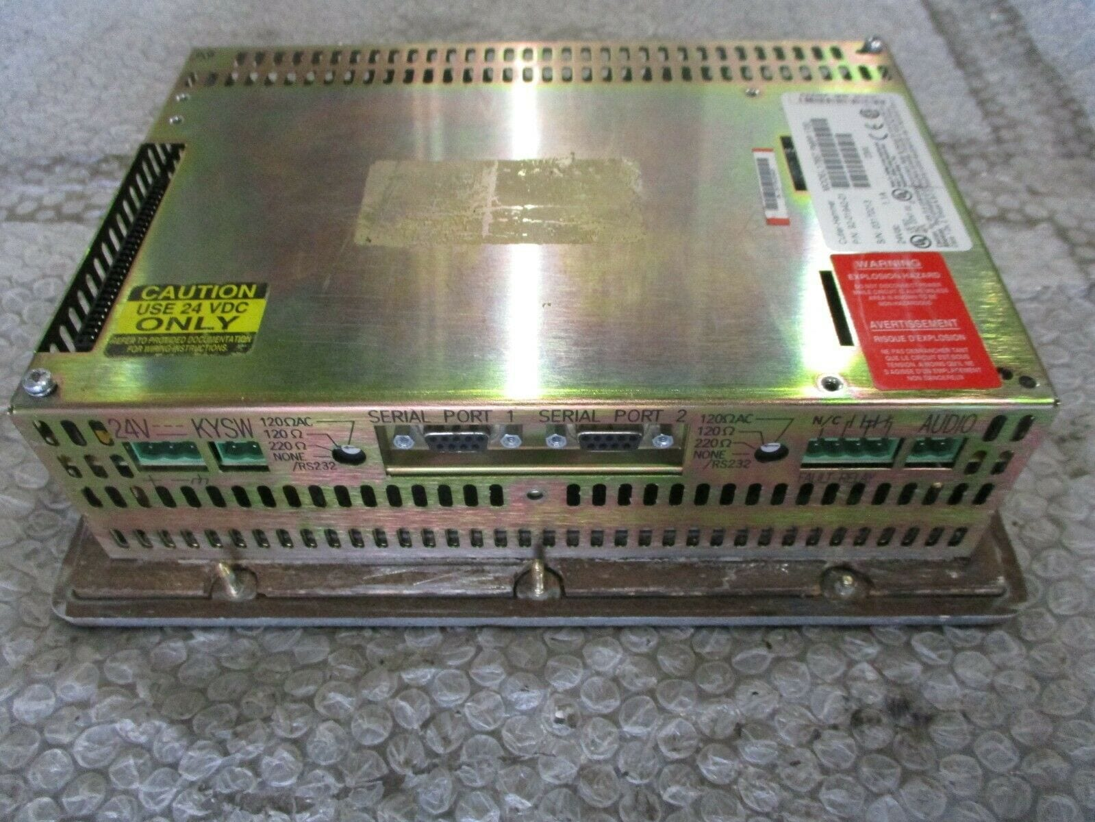 2 Computer Replacement Batteries For Cutler Hammer Ge