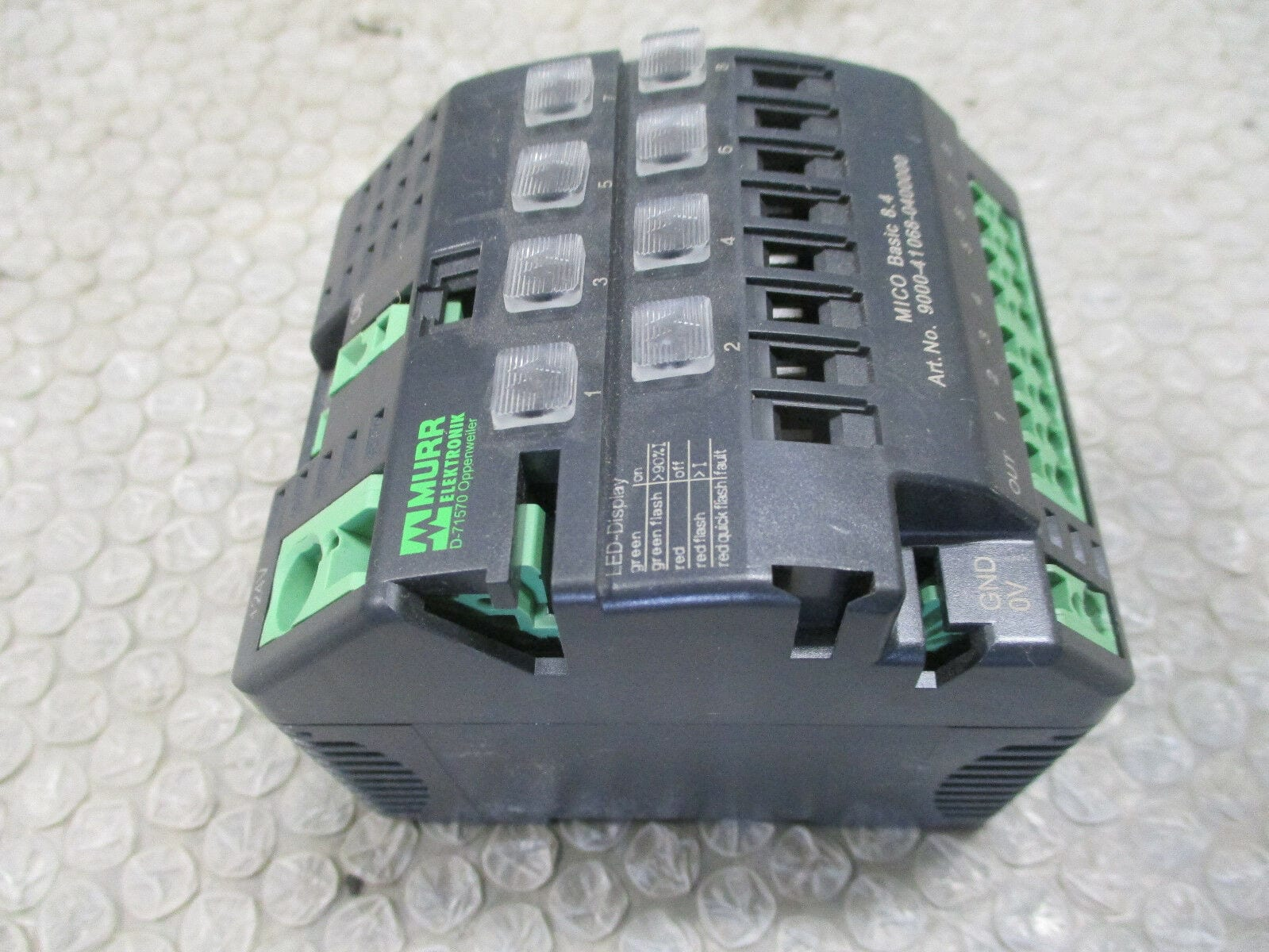 Murr Elektronik Mico Basic 8 4 9000