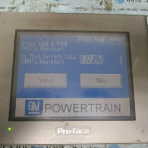 PowerTec DM3-100-1032 Digimax III DM100 DM3-100 Controller Display 120AC*Tested*