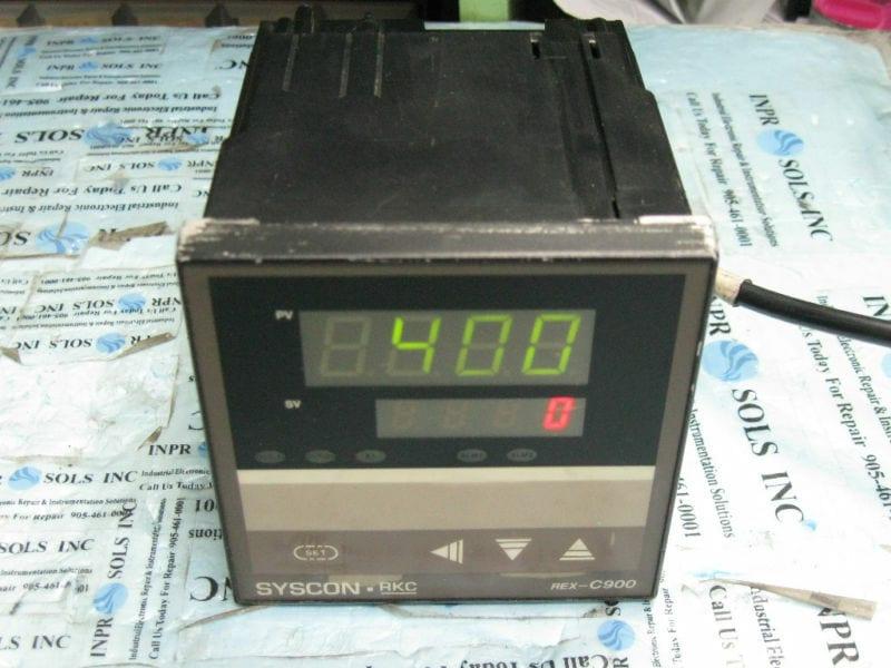 Syscon C900FJA3-M*NN RKC REX-C900 Intelligent Digital Temperature Controller