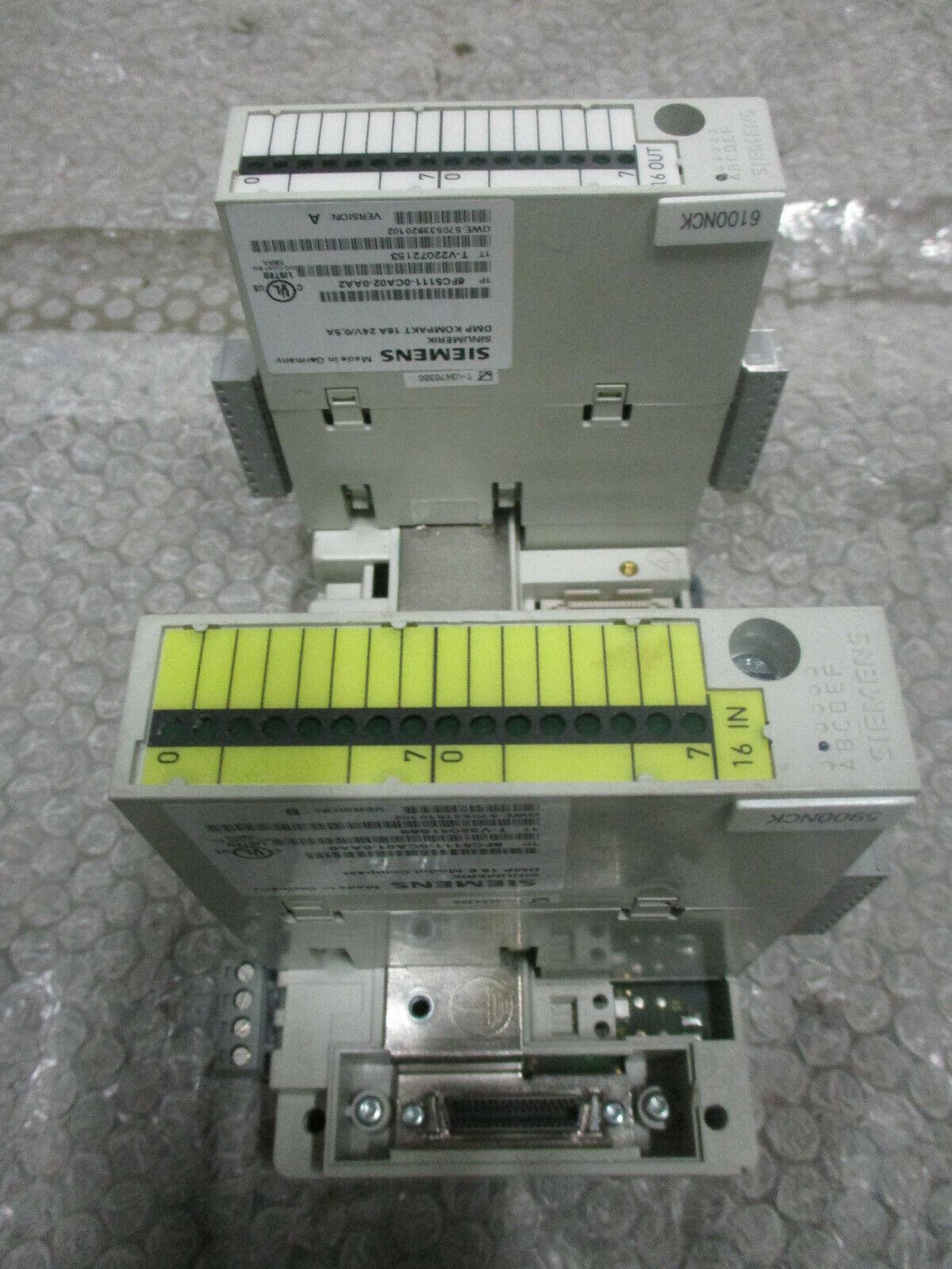 Siemens 6FC5111-0CA01-0AA0